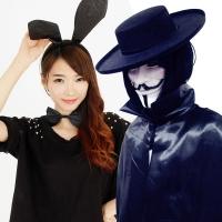 성인분장세트 모음 (할로윈/의상/마녀/드라큐라/해적/스크림)