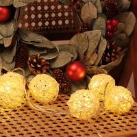 크리스마스 트리 장식소품 모음(장식볼/글자/꽃/모루/미러볼/리본/별/LED)