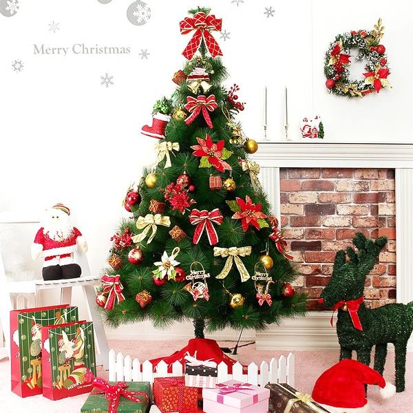크리스마스 트리 모음 (무장식/목재/금속/PVC/솔트리/그린파인)