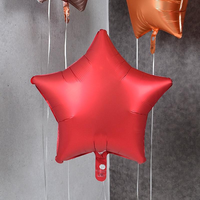 헬륨풍선 은박별 샹그리아 [차량배달] 온라인한정