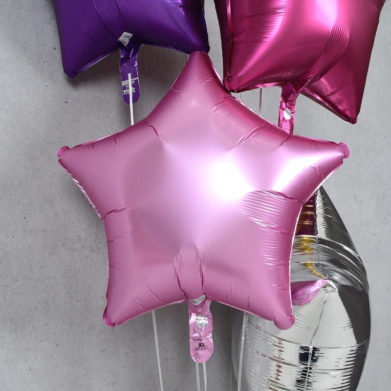 헬륨풍선 은박별 플라밍고 [택배발송] 온라인한정