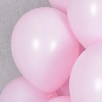 30cm 파스텔메이트 핑크 10입