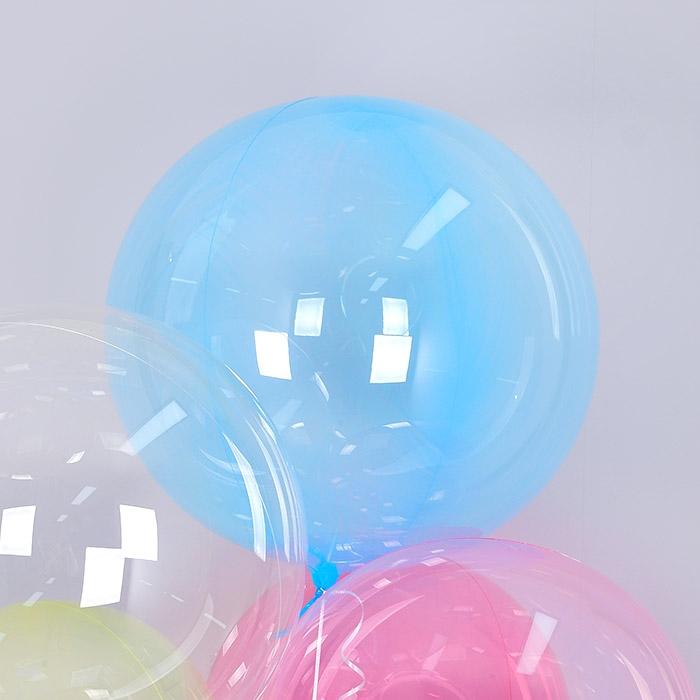 칼라버블벌룬 30인치 블루