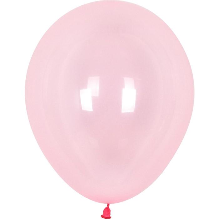 30cm 크리스탈 파스텔 핑크 10입