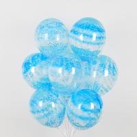 헬륨풍선 그래피티 스카이 5개묶음