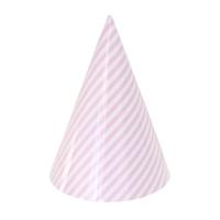 파티고깔 롤리팝 핑크 6입