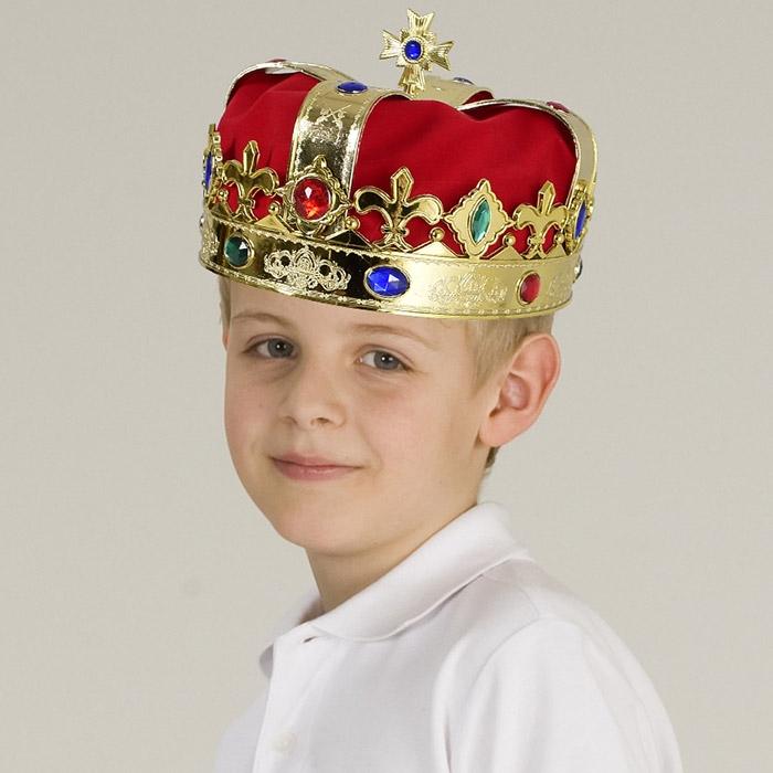 이게 진정한 왕관 [아동/성인 착용가능]