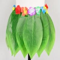 훌라 나뭇잎 스커트