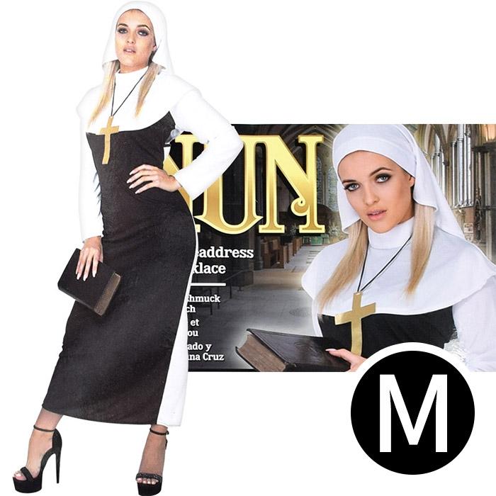 파티코스튬 수녀복 M