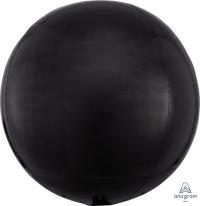 은박풍선 옹브레 40cm 블랙