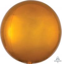 은박풍선 옹브레 40cm 오렌지