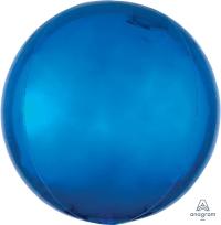 은박풍선 옹브레 40cm 블루