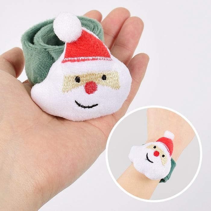 크리스마스팔찌 산타 [12개한팩]