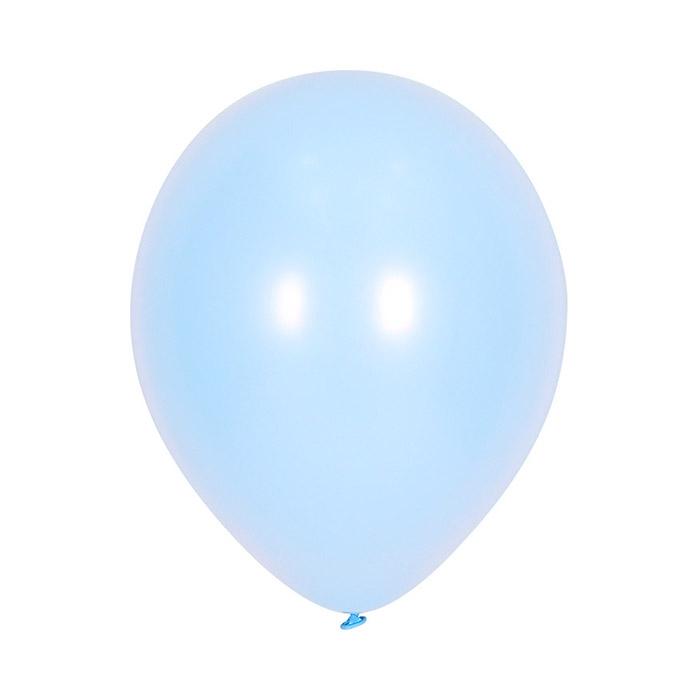 13cm 파스텔메이트 블루 20입
