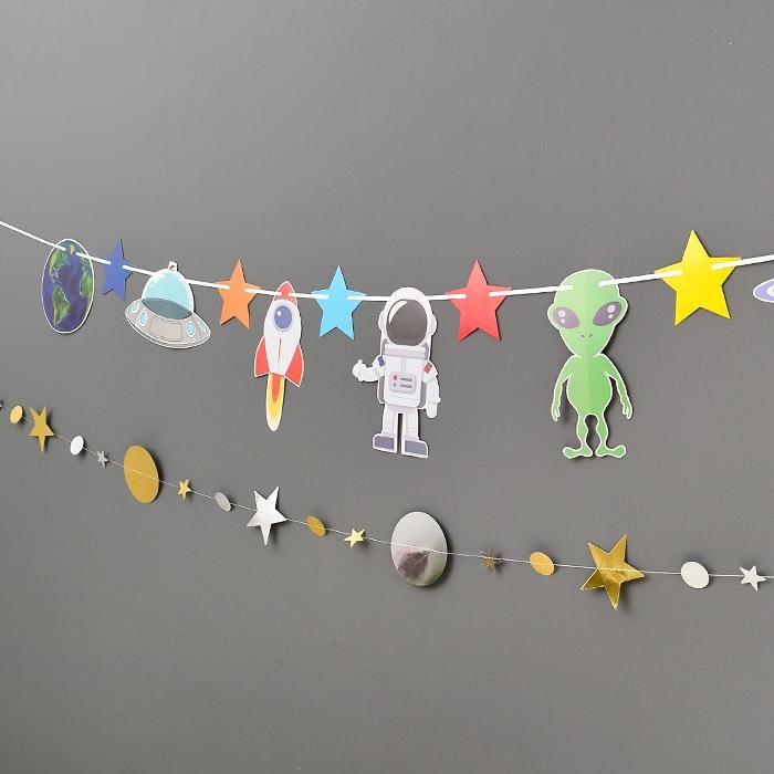 파티가랜드 Baby in Space